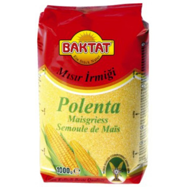 Baktat Corn Semolina 1kg