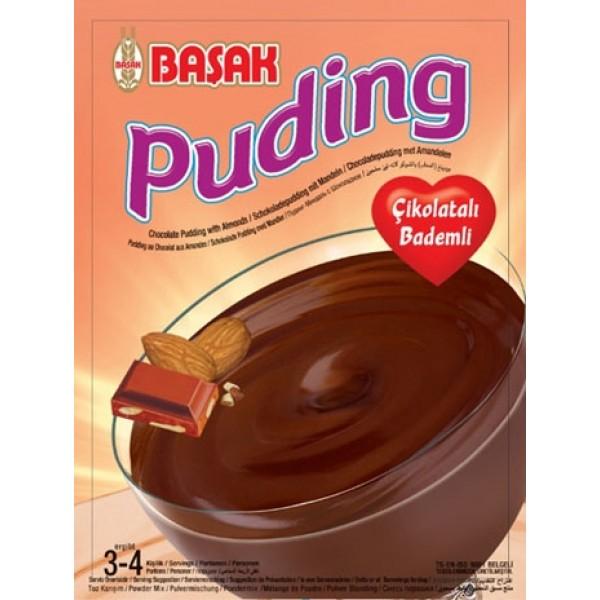 Basak Chocolate Almond Pudding 3-4 Portion