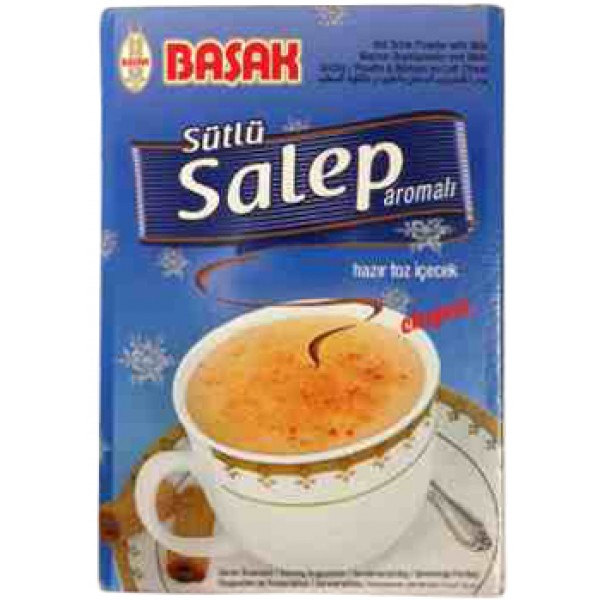 Basak Salep With Milk Flavour 130g