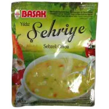 Basak Star Vermicelly Vegetable Soup