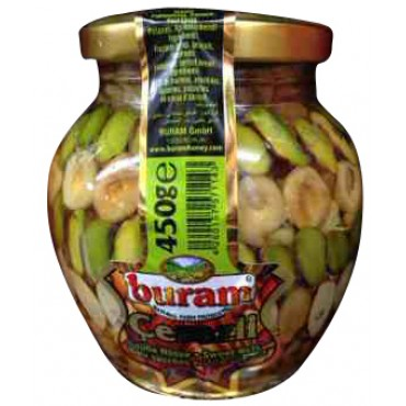 Buram Bal Nuts Jar 450g