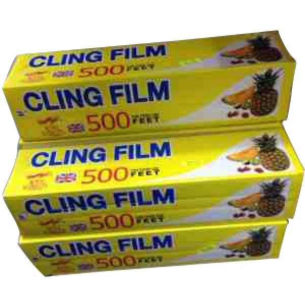 Cling Film 500 Feet For Food Use