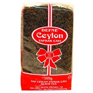 Defne Ceylon Black Tea 500g