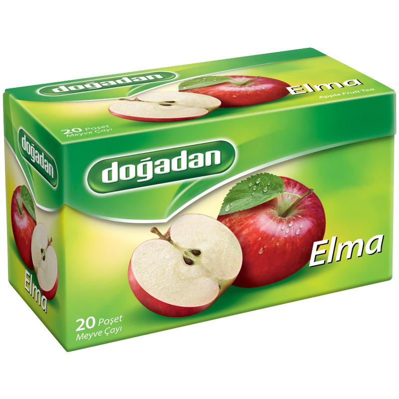 Dogadan Apple Fruit Tea 20 Bags