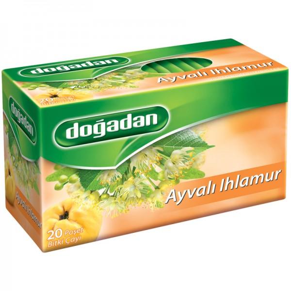 Dogadan Quince Linden Tea 20 Bags