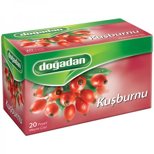 Dogadan Rosehip Tea 20 Bags