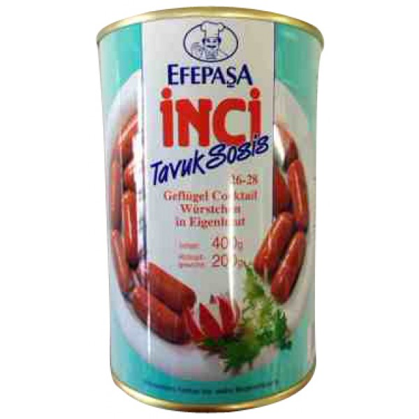 Efepasa Inci Chicken Sausage 400g