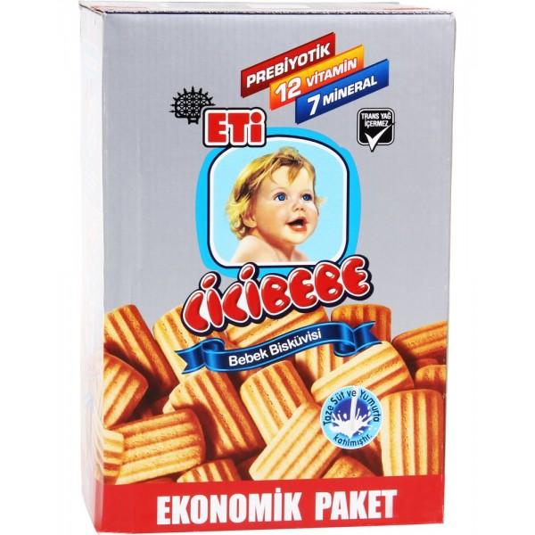 Eti CiciBebe Baby Biscuits 1000g