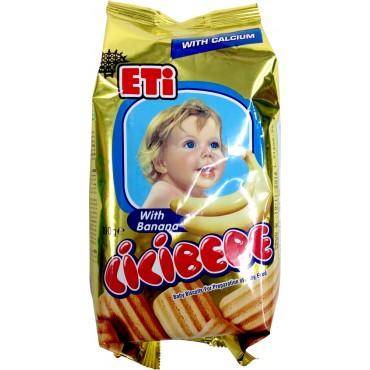 Eti Cicibebe Baby Biscuits With Banana 172g