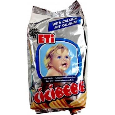 Eti Cicibebe Baby Biscuits With Calcium 172g