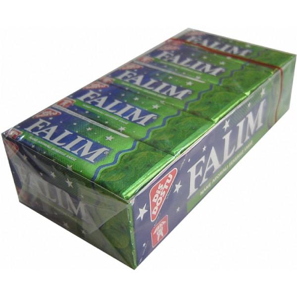 Falim Mint Aromated Sugar Free Chewing Gum 20x 5pcs