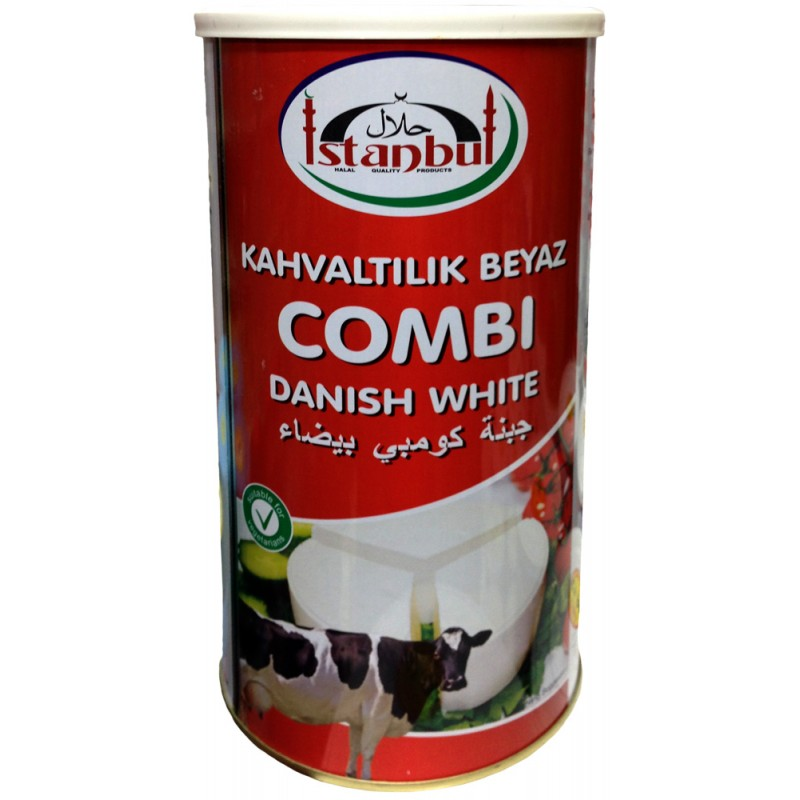 Istanbul Combi Feta Cheese For Breakfast And Pastries 1.5kg