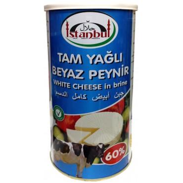 Istanbul Full Fat Feta Cheese 60%