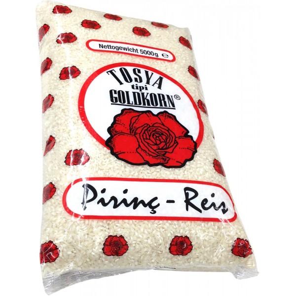 Kavak Tosya Type Goldcorn Rice 5kg