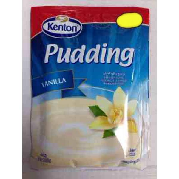 Kenton Vanilla Pudding 125g