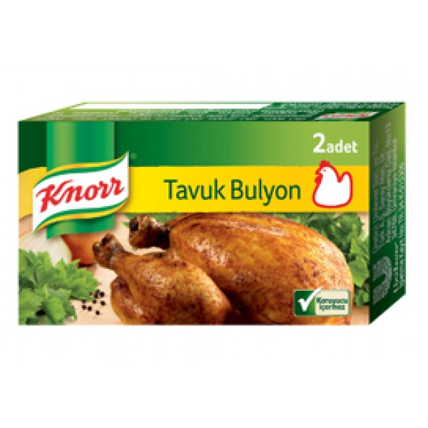 Knorr Chicken Bouillon 2 Tablets 20g