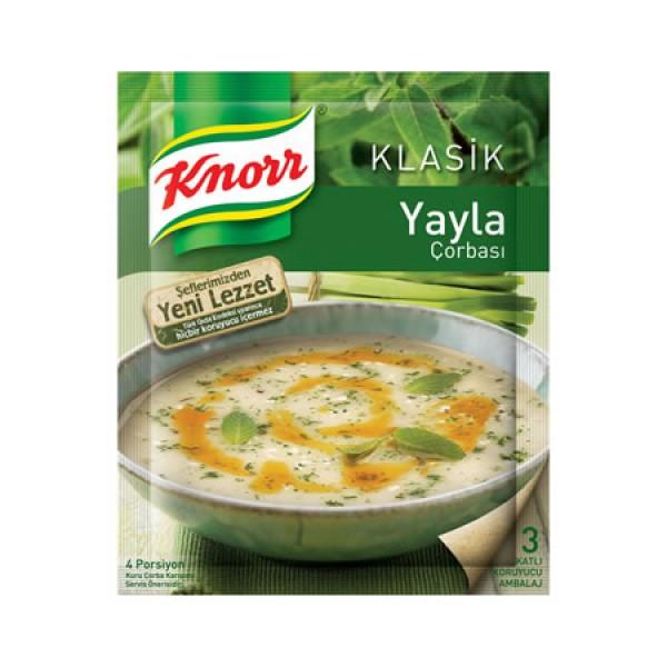 Knorr Yayla / Yoghurt Soup