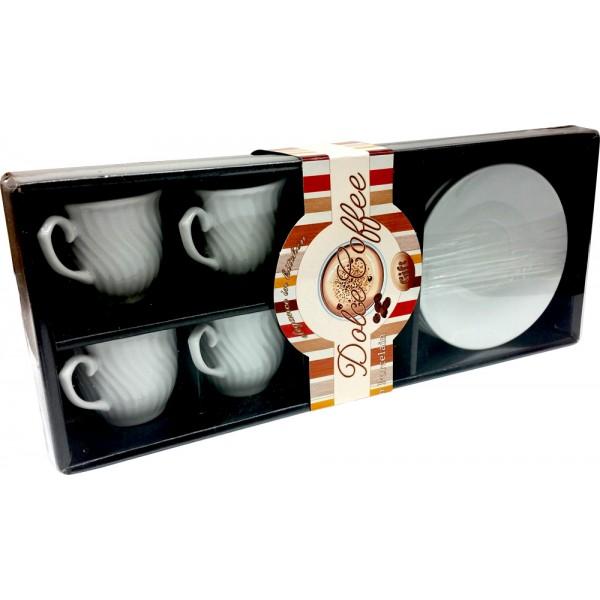 Akkaya Turkish Coffee Cup / Esspresso Set 6-Pieces