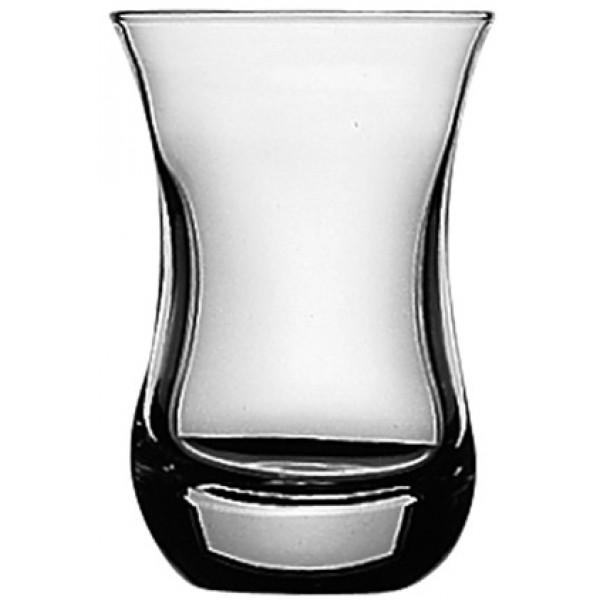 Pasabahce 6x Turkish Tea Glasses Plain Model 62511