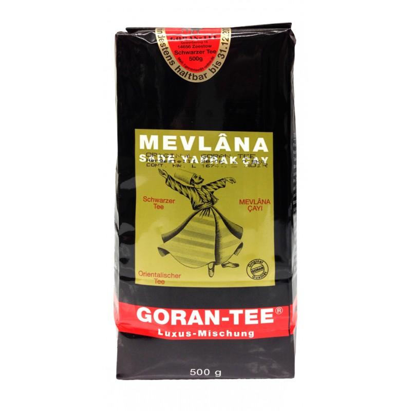 Mevlana Goran Tea Ceylon Pure Leaf Tea 500g
