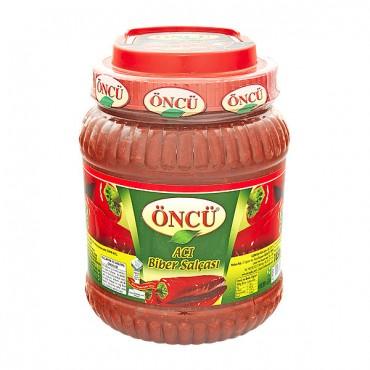Oncu Hot Pepper Paste 1650g