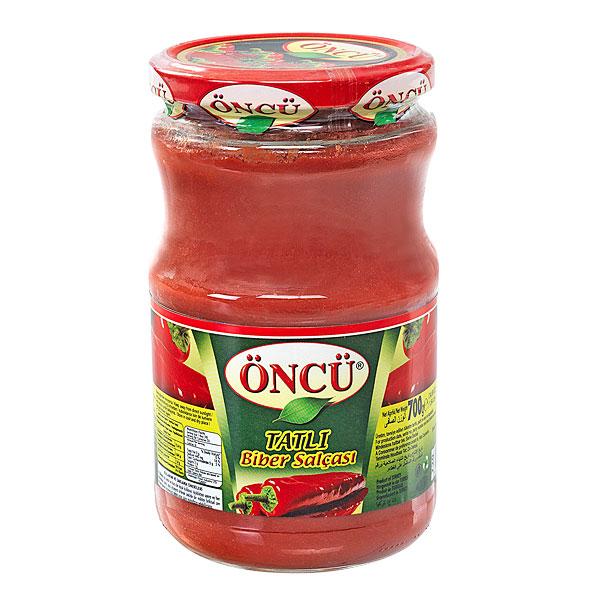 Oncu Pepper Paste 700g