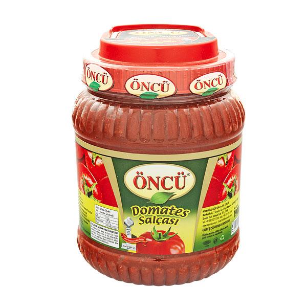 Oncu Tomato Paste 1650g