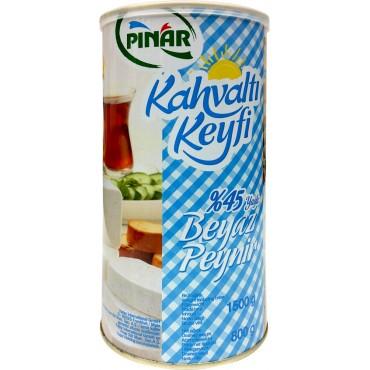 Pinar Feta Cheese For Breakfast 45% 1.5kg