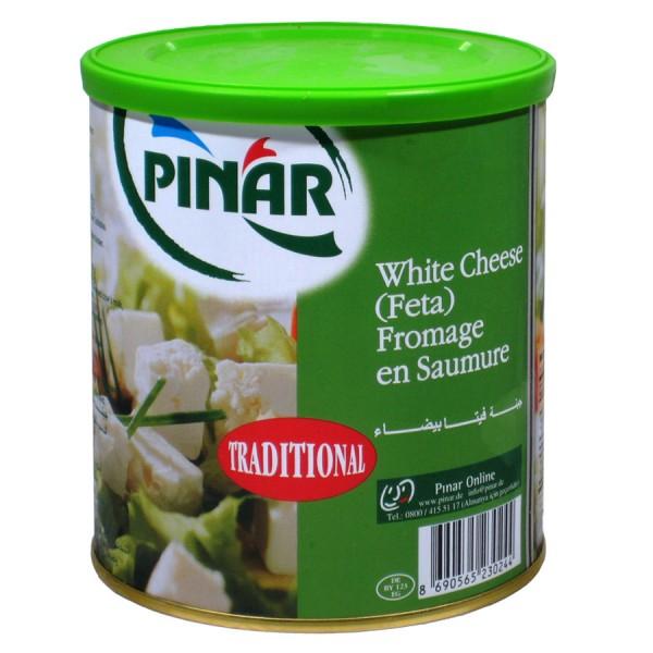 Pinar Full Fat Feta Cheese 500g