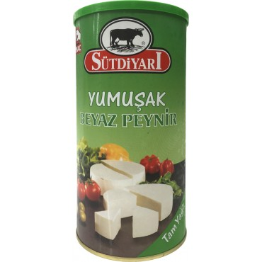 Sutdiyari Soft White Feta Cheese Full Fat 1kg