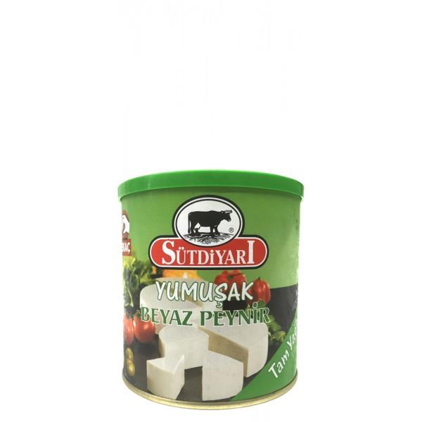 Sutdiyari Soft White Feta Cheese Full Fat 400g