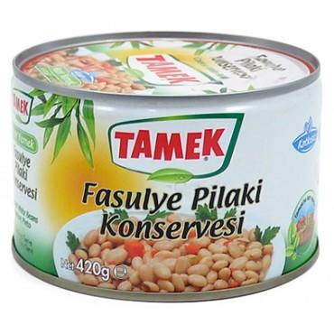 Tamek Cooked White Beans 400g