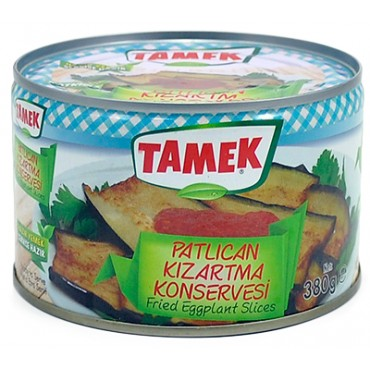 Tamek Fried Eggplant...