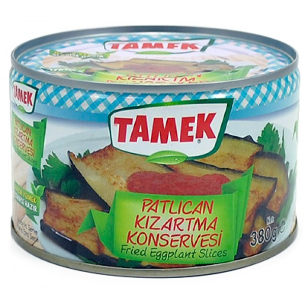 Tamek Fried Eggplant Slices 380g