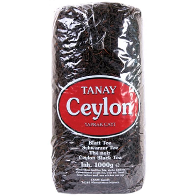 Tanay Ceylon Black Tea 1kg