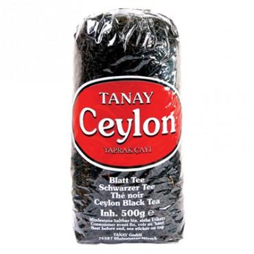 Tanay Ceylon Black Tea 500g