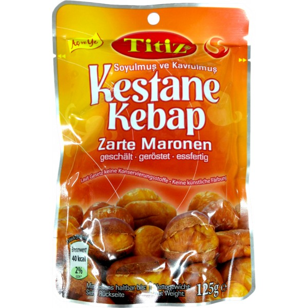 Titiz Chestnut Kebab 125gr