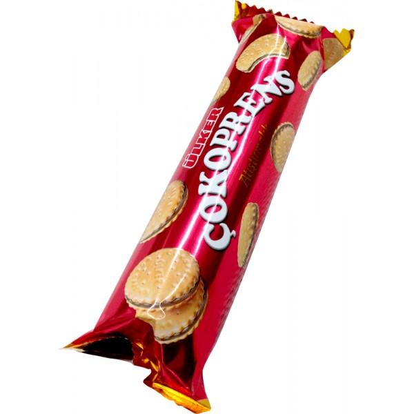 Ulker Cokoprens Snack Sandwich Biscuits 73g