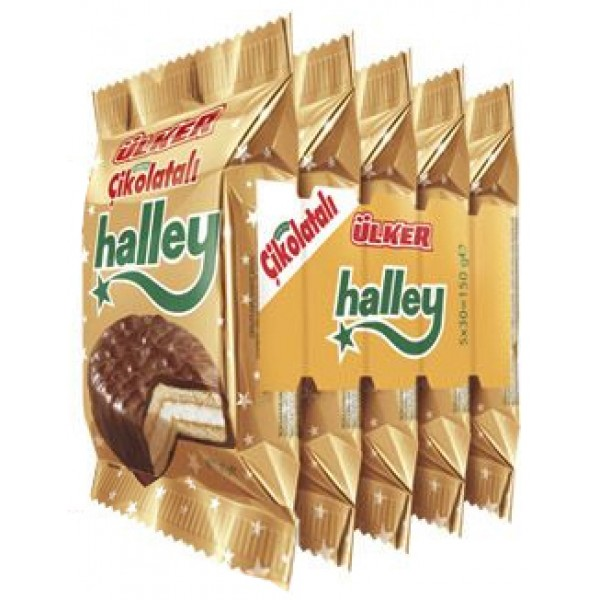 Ulker Halley 5pcs-Packed