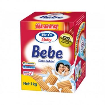 Ulker Hero Baby Milk Biscuits