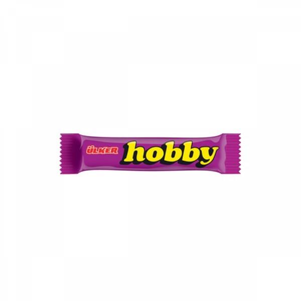 Ulker Hobby Chocolate Bar With Hazelnut