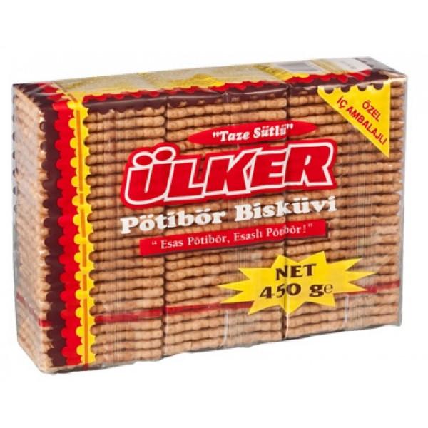 Ulker Potibor Biscuit 3-Packed 450g