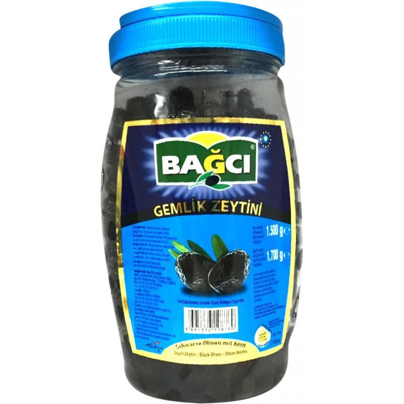 Bagci Gemlik Olives 1.5kg