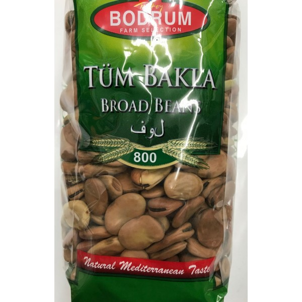 Bodrum Broad Beans 800g