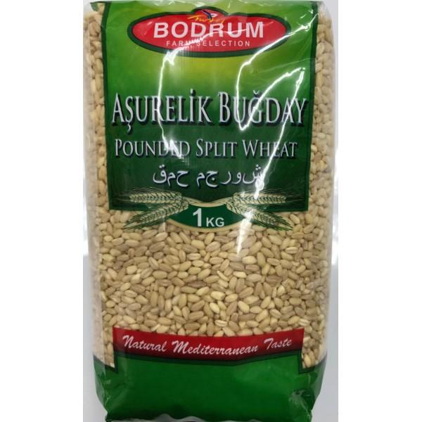 Bodrum Pounded Split Wheat 1kg