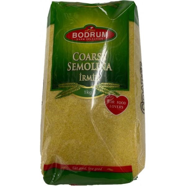 Bodrum Semolina Coarse 1kg