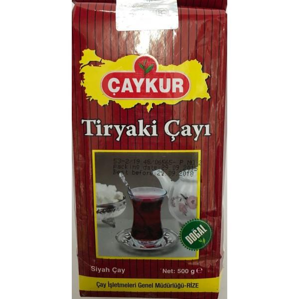 Caykur Natural Tiryaki Tea 500g