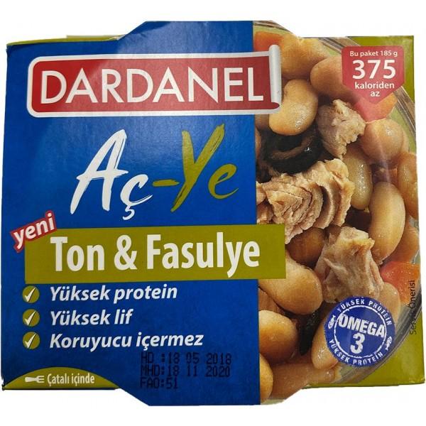 Dardanel Tone Beans 185gr