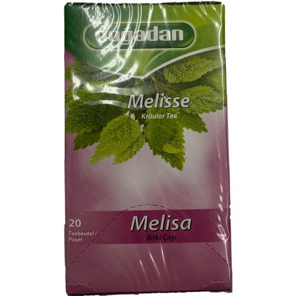 Dogadan Relax Melisse Tea 20 Bags