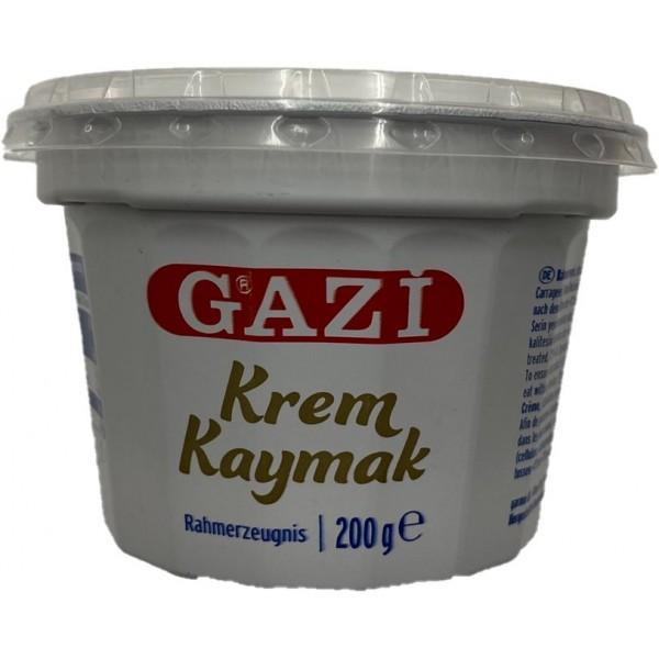 Gazi Gold Cream 200g